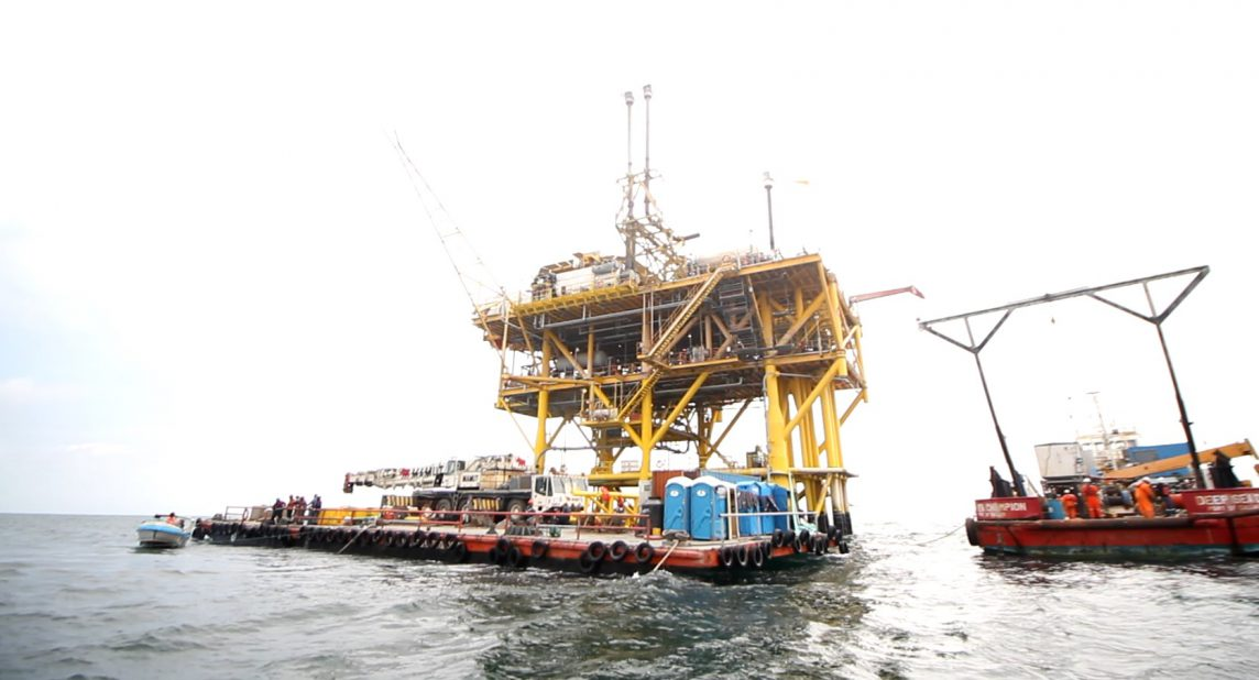 proyecto amistad golfo offshore gas